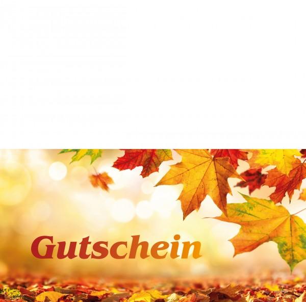 Klappkarte Gutschein M19 - GS09K