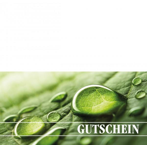 Klappkarte Gutschein M19 - GS03K